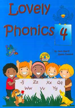 ‏‫‭Lovely phonics 4