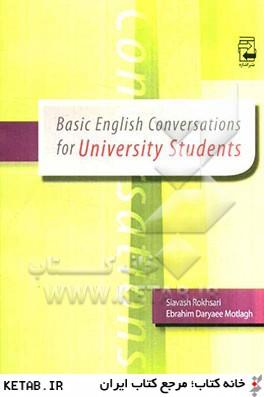Basic English conversations for university students